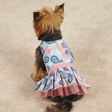 Fresh Water Paisley Dog Dress