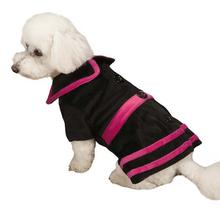 Zack and Zoey Heritage Collection Velvet Dog Coat