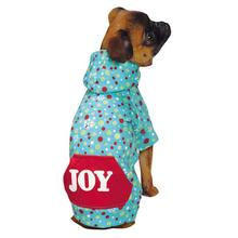 Winter Lights Dog Hoodie - Joy
