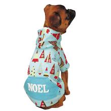 Winter Lights Dog Hoodie - Noel