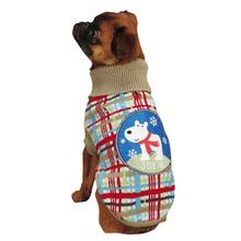 Winter Lights Joy Dog Sweater