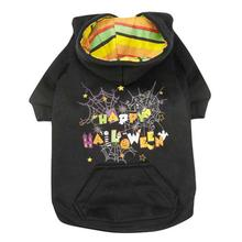 Zack and Zoey Witching Hour Dog Hoodie - Black