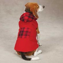 Woodland Dog Jacket - Red