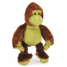 Zanies Banana Buddies Dog Toy - Green