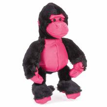 Zanies Banana Buddies Dog Toy - Pink
