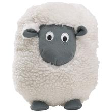 Zanies Barnyard Grunter Toy for Large Dogs - Sheep