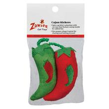 Zanies Cajun Kickers Cat Toy