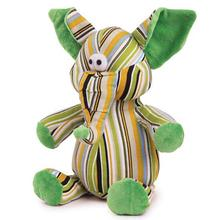 Zanies Funky Trunks Dog Toy - Green