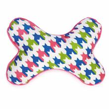 Zanies Heightened Brights Bone Dog Toy - Pink
