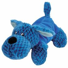 Zanies Heightened Brights Dog Toy - Blue