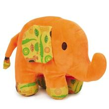 Zanies Jungle Bunch Buddy Dog Toy - Elephant