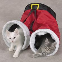 Zanies Santa Pants Cat Toy