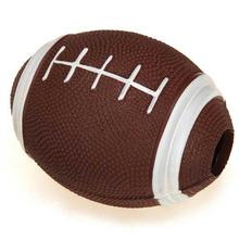 Zanies Sport Star Ball Dog Toy - Football