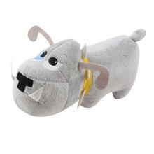 Zanies Tough Dog Toy - Gray