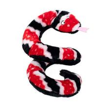Zippy Snake Dog Toy - Rattlesnake