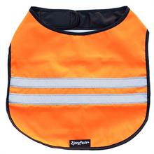 ZippyPaws Cooling Safety Dog Vest - Orange