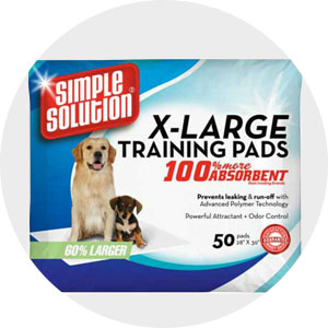 Cleaning & Waste - Potty Pads & Diapers