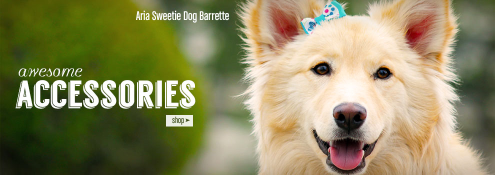 Shop Aria Sweetie Dog Barrette