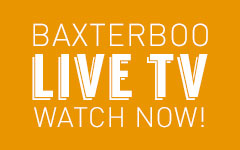 BaxterBoo Live TV! Watch Now!