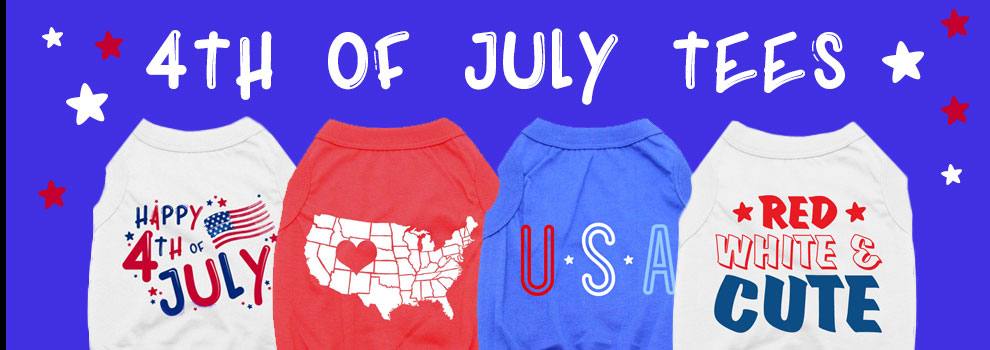 Shop 4th of July Tees