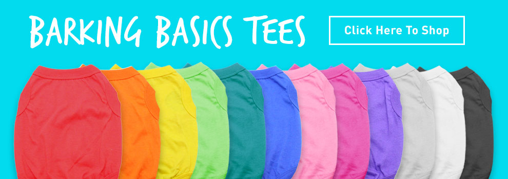 Shop All Barking Basics Tees