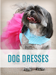 Shop All Dog Dresses