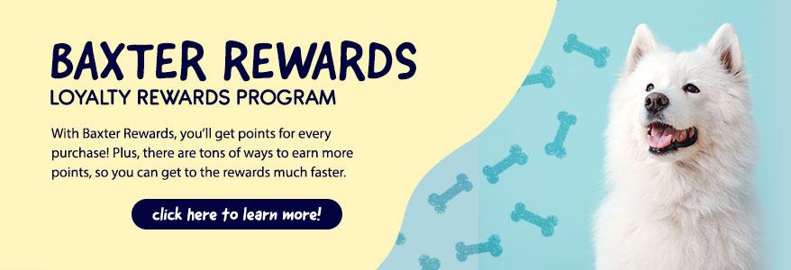 Baxter Rewards