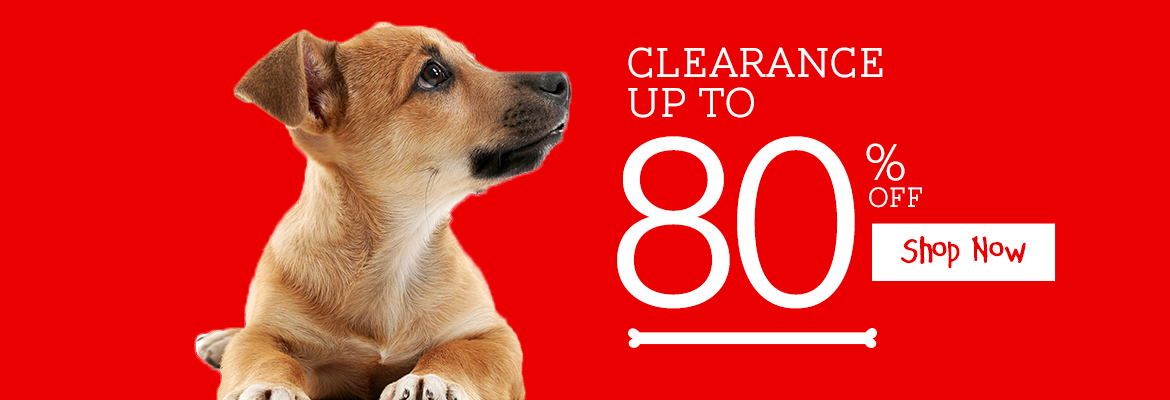 Save up to 80% Off Clearance
